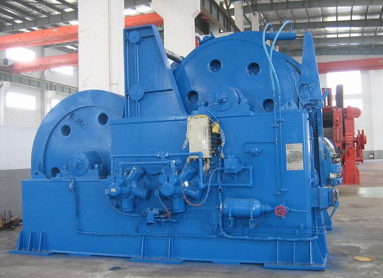 AICRANE Hydraulic Winch Top Quality