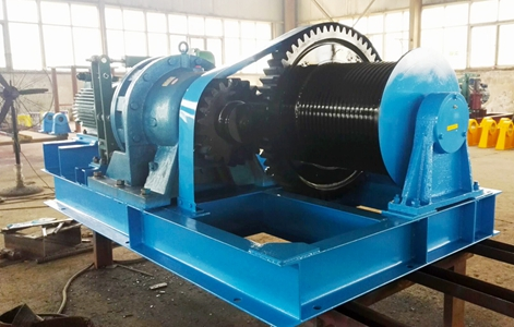 Affordable 15 Ton Winch For Sale
