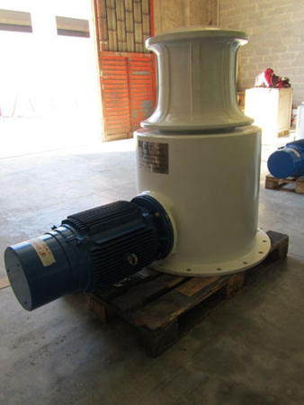 Electric Capstan Winch Easy Use