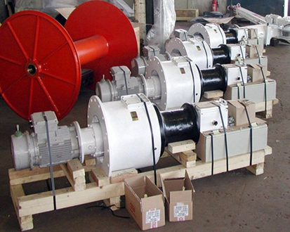 Electric Capstan Winch Factory Price
