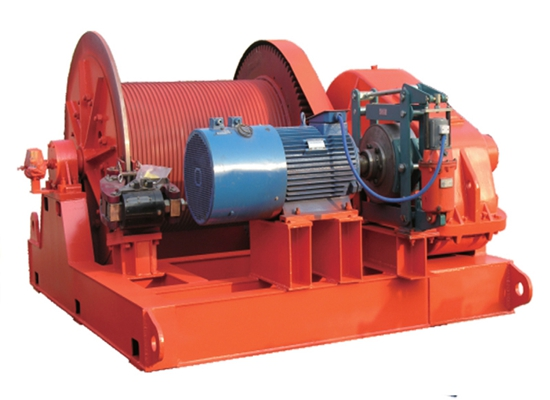 Hydraulic Winch VS Electric Winch-Powerful Construction Winch For Sale