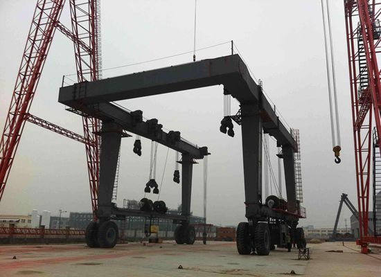 Heavy Duty Boat Hoist Crane Lift