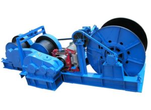 Heavy Duty Industrial Electric Winch