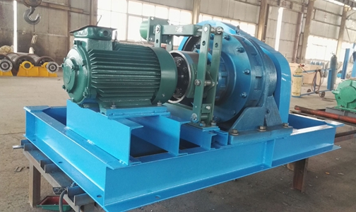 High Safety 15 Ton Winch For Sale