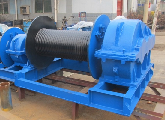 High Safety Electric Winch For Sale