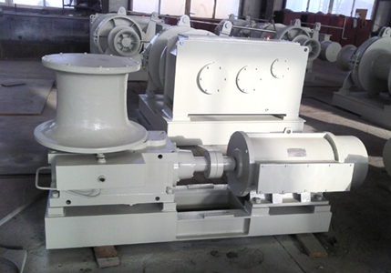 Horizontal Capstan Winch Top Quality
