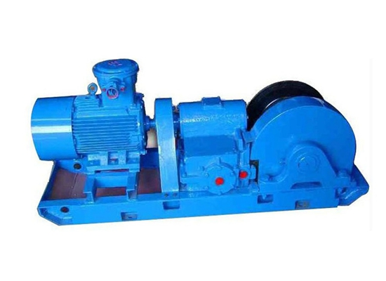 Hotizontal Capstan Winch Top Quality