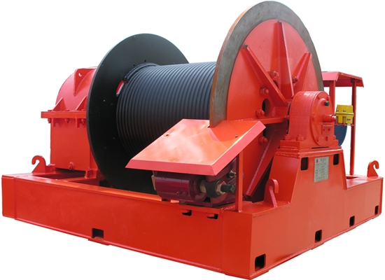 JMM Type Electric Power Winch