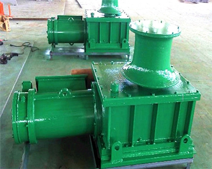 Marine Hydraulic Capstan Winch For Sale