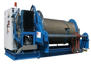 Reliable 100 Ton Winch For Sale