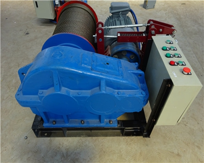 Reliable Construction Electric Winch