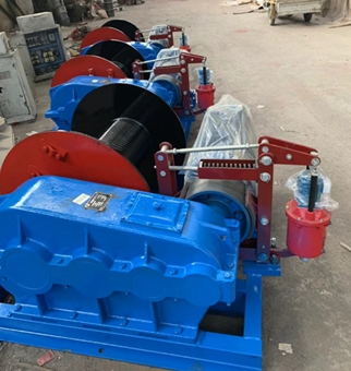 Reliable Electric Lifting Winch
