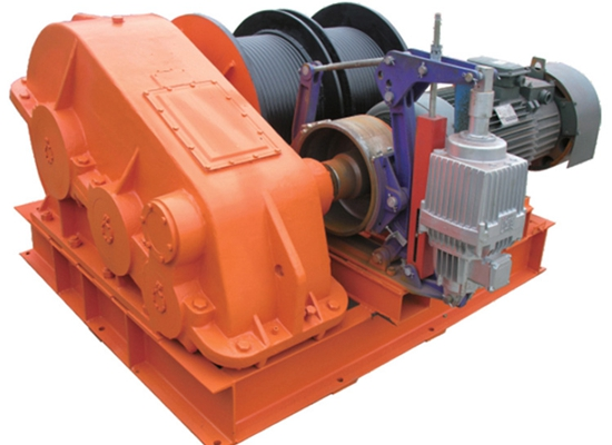 Reliable Electric Power Winch For Sale