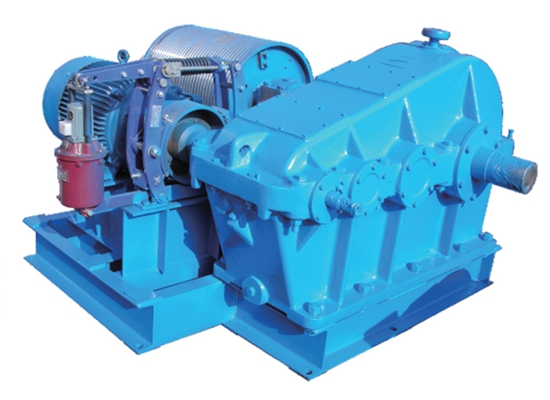 Reliable Hydraulic Heavy Duty Winch