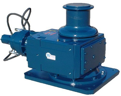Simple Electric Capstan Winch For Sale