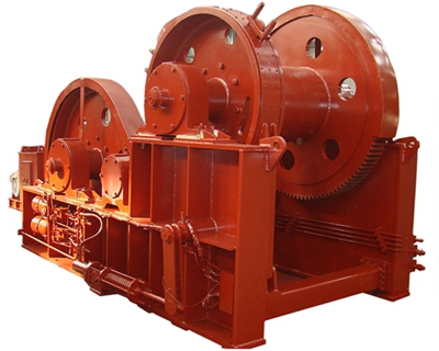 Top Quality 35 Ton Hydraulic Winch