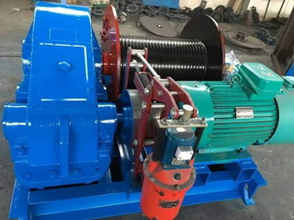 Top Quality Electric Lifting Winch