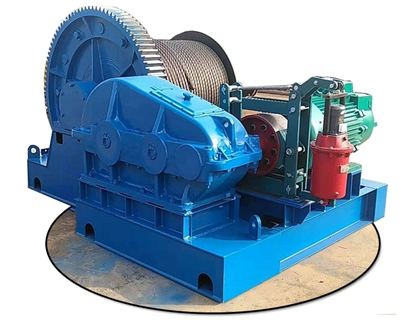 20 Ton Winch Large Capacity