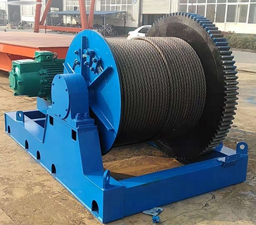 Durable 20 Ton Winch