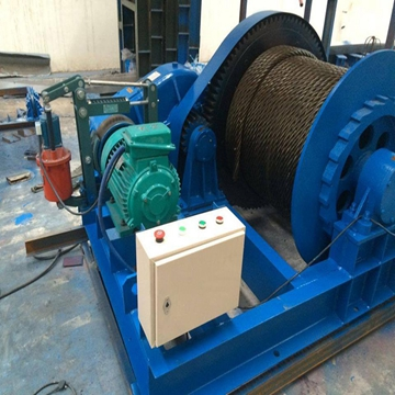 Factory Price High Speed Winch