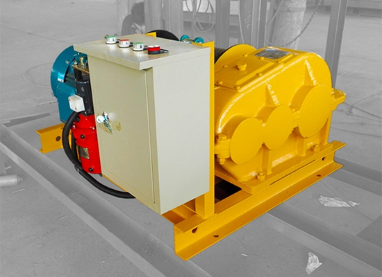 High Speed Winch Top Quality