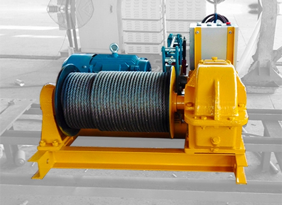 Reliable High Speed Winch