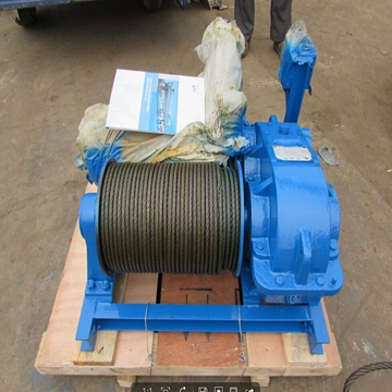 Simple High Speed Winch