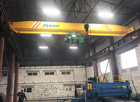Single Girder Top Running Crane For Sale