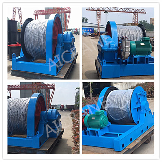 20 ton electric winch
