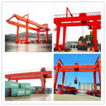 Classifications and Uses of Rail Container Gantry Crane