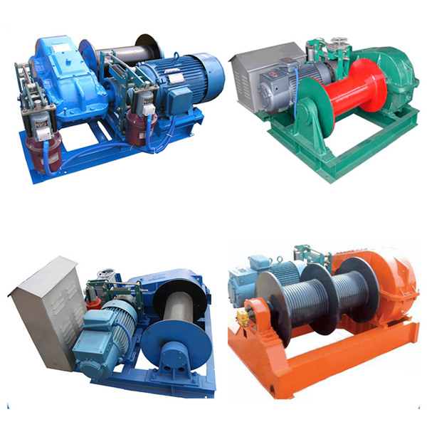 construction winches of Aicrane