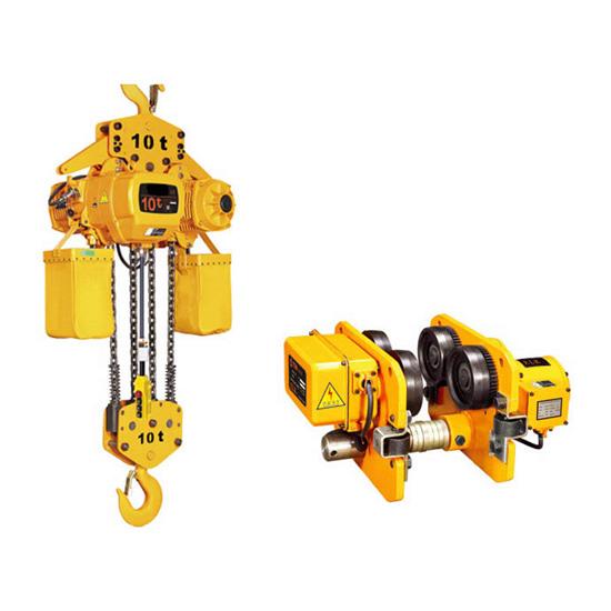 electric chain hoist-AICRANE