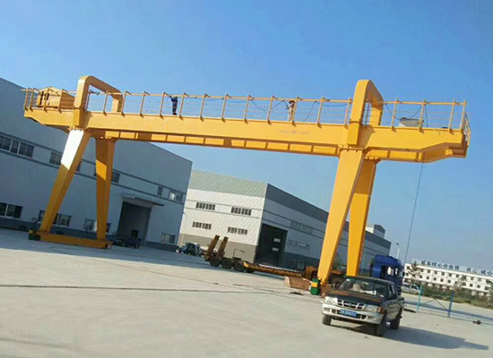 Top Quality 15 Ton Gantry Crane