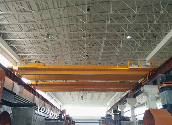 AQ-LH20T overhead crane for sale