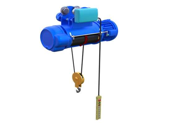 High Quality Wire Rope Hoist