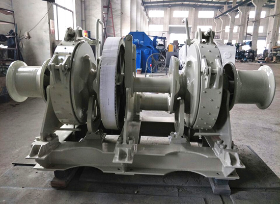Reliable Hydraulic Anchor Winch For Sale
