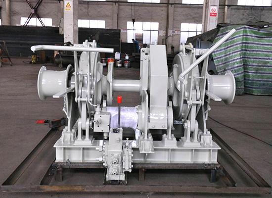 Durable Hydraulic Anchor Winch