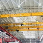AQ-HD Single Girder Cranes Installed for Our Customers