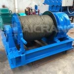 3ton Electric Winch for Our Customer