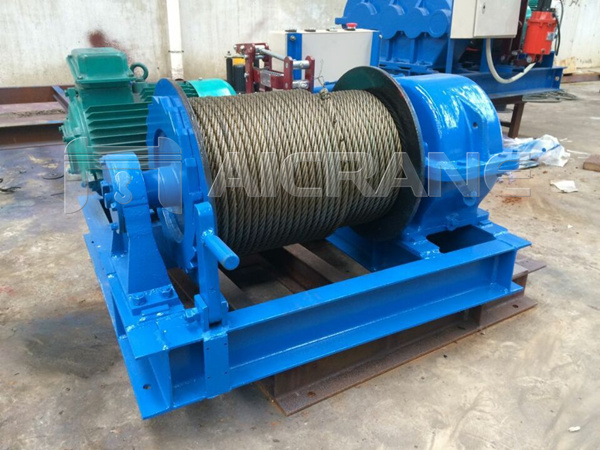 3 ton winch