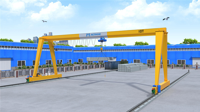 10ton gantry crane