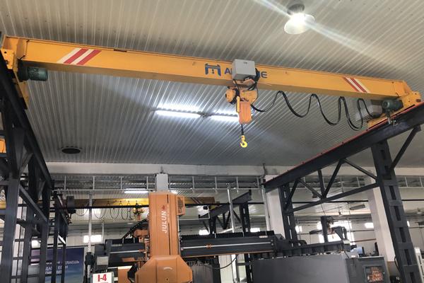 5ton overhead crane for sale