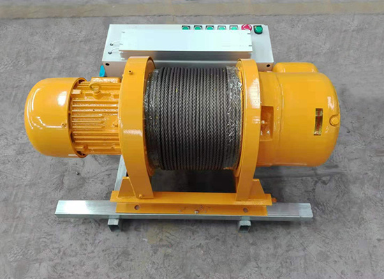 AQ-JKD Wire Rope Winch For Sale