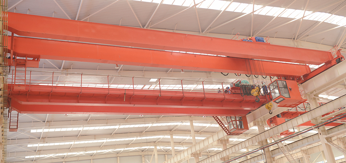 European standard overhead crane 20ton