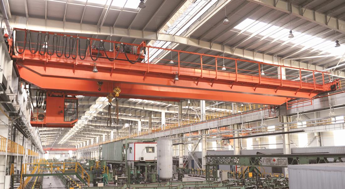 QD30 ton overhead crane