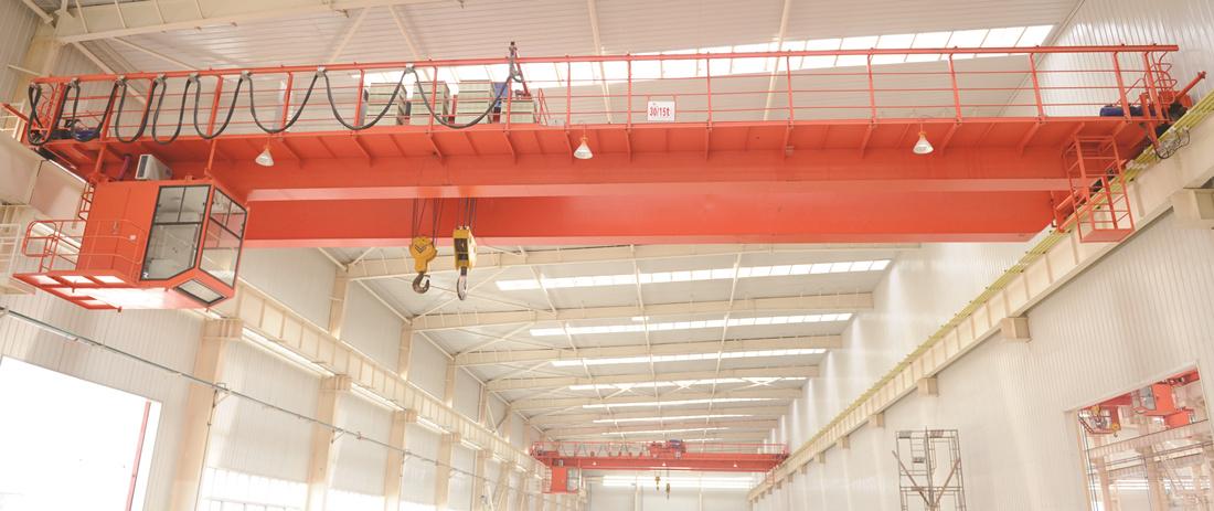 overhead crane 30ton