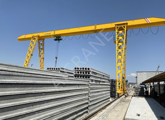 single girder 10ton crane
