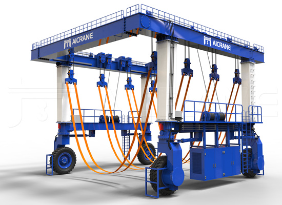 100 Ton Travel Lift For Sale