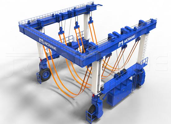 boat crane lift design