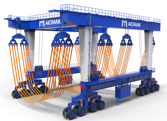 Aicrane crane lift with good quality